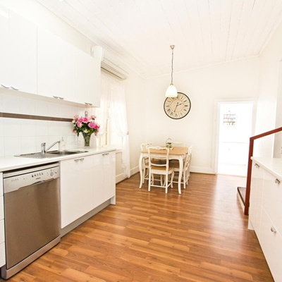 Kitchen Accommodation Barossa
