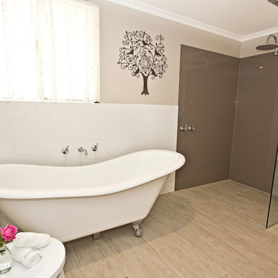 Luxury Bath Tub BnB Barossa